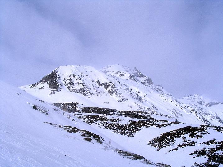Foto: Andreas Koller / Ski Tour / Übers Naturfreundehaus Neubau auf die Riffelhöhe (2556m) / Hoher Sonnblick (3106 m) / 27.04.2009 17:37:46