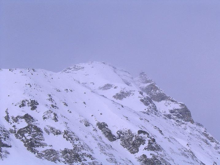 Foto: Andreas Koller / Ski Tour / Übers Naturfreundehaus Neubau auf die Riffelhöhe (2556m) / Hoher Sonnblick (3106 m) / 27.04.2009 17:36:07