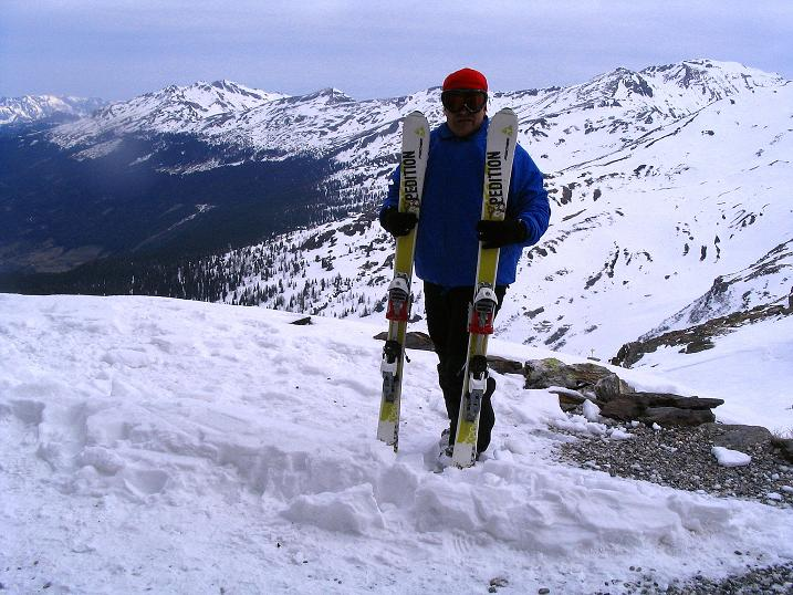 Foto: Andreas Koller / Ski Tour / Übers Naturfreundehaus Neubau auf die Riffelhöhe (2556m) / 27.04.2009 17:35:16