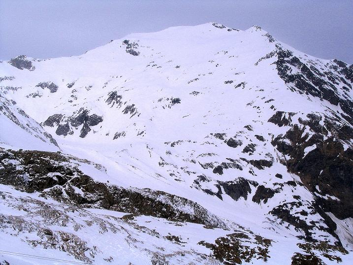 Foto: Andreas Koller / Ski Tour / Übers Naturfreundehaus Neubau auf die Riffelhöhe (2556m) / Hocharn (3254 m) / 27.04.2009 17:35:01