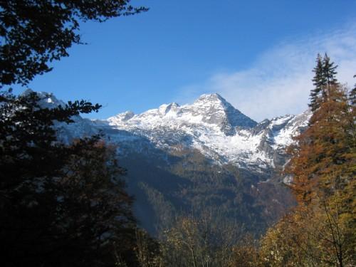 Foto: hofchri / Mountainbike Tour / Rund um den Hochkranz über Kallbrunnalm (1495m) / 27.04.2009 22:17:12