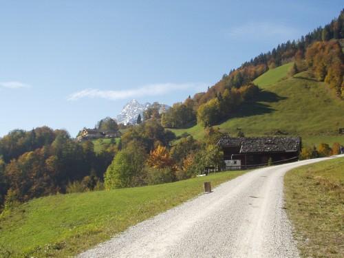 Foto: hofchri / Mountainbike Tour / Rund um den Hochkranz über Kallbrunnalm (1495m) / 27.04.2009 22:18:37