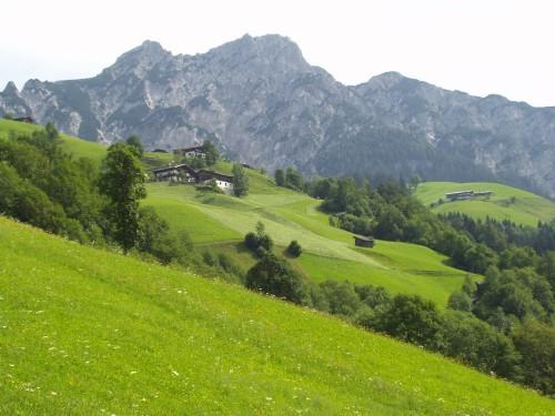 Foto: hofchri / Mountainbike Tour / Rund um die Reiteralpe über Hundsalm (1320m) / 27.04.2009 22:27:11