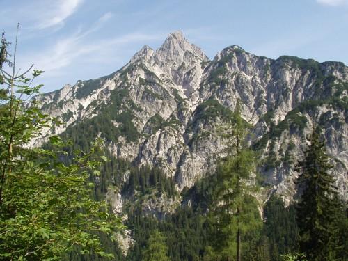 Foto: hofchri / Mountainbike Tour / Rund um die Reiteralpe über Hundsalm (1320m) / 27.04.2009 22:27:19
