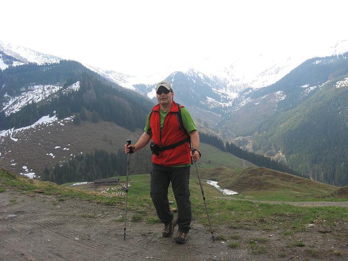 Foto: Andreas Koller / Wander Tour / Über die Karalm auf den Sladinkopf (2305 m) / 04.05.2009 17:35:46