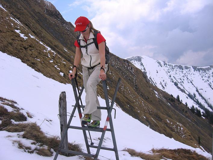 Foto: Andreas Koller / Wander Tour / Über die Karalm auf den Sladinkopf (2305 m) / 04.05.2009 17:32:55