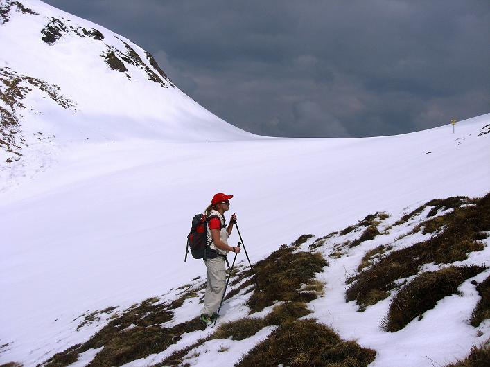 Foto: Andreas Koller / Wander Tour / Über die Karalm auf den Sladinkopf (2305 m) / 04.05.2009 17:31:36