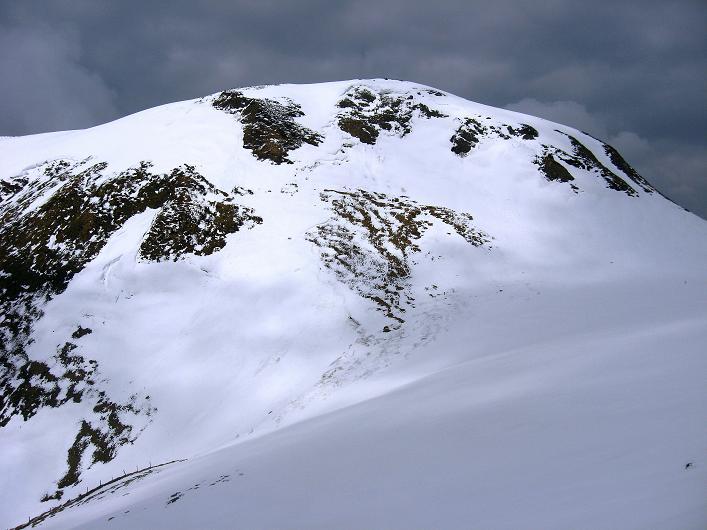 Foto: Andreas Koller / Wander Tour / Über die Karalm auf den Sladinkopf (2305 m) / 04.05.2009 17:31:29