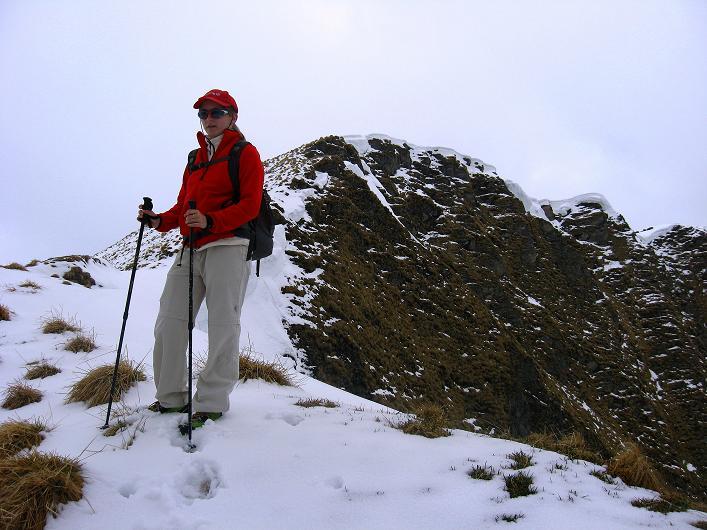Foto: Andreas Koller / Wander Tour / Über die Karalm auf den Sladinkopf (2305 m) / 04.05.2009 17:30:00