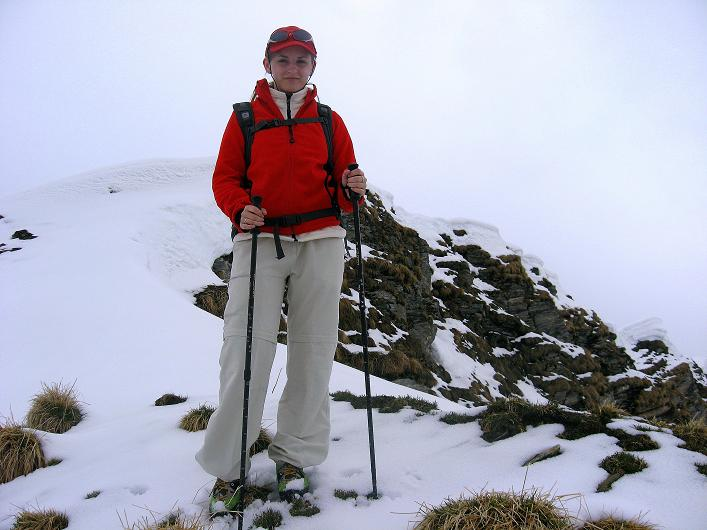 Foto: Andreas Koller / Wander Tour / Über die Karalm auf den Sladinkopf (2305 m) / 04.05.2009 17:27:59