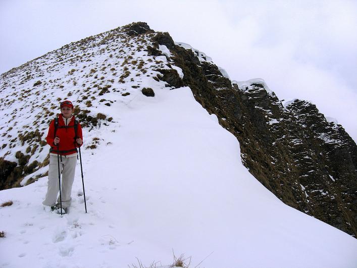 Foto: Andreas Koller / Wander Tour / Über die Karalm auf den Sladinkopf (2305 m) / 04.05.2009 17:27:41