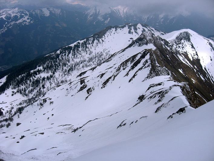 Foto: Andreas Koller / Wander Tour / Über die Karalm auf den Sladinkopf (2305 m) / Gasteinertal / 04.05.2009 17:27:21