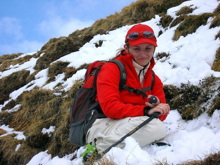 Foto: Andreas Koller / Wander Tour / Über die Karalm auf den Sladinkopf (2305 m) / 04.05.2009 17:25:03