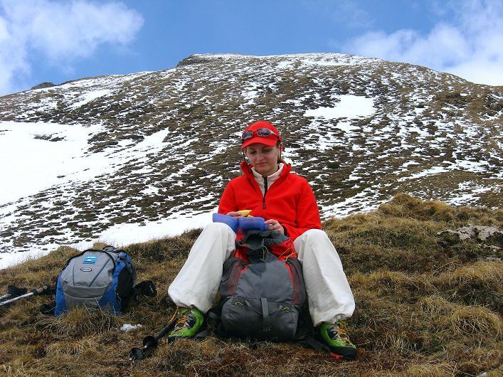 Foto: Andreas Koller / Wander Tour / Über die Karalm auf den Sladinkopf (2305 m) / 04.05.2009 17:23:32