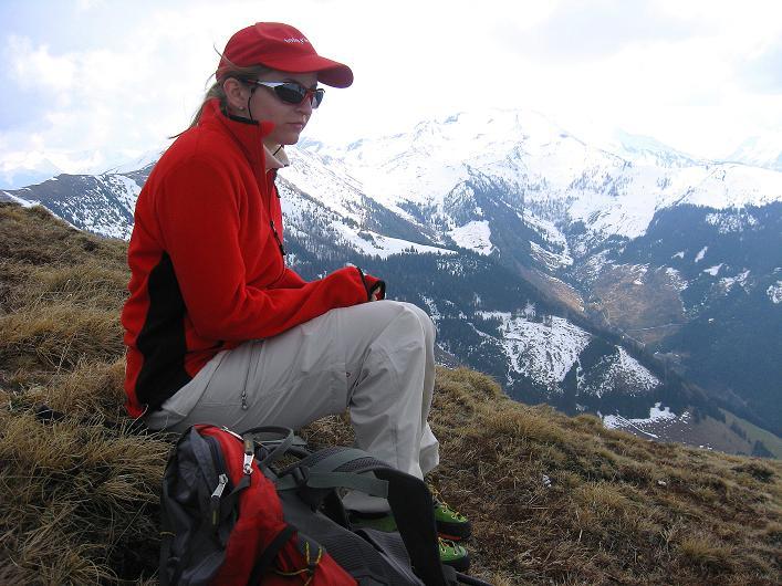 Foto: Andreas Koller / Wander Tour / Über die Karalm auf den Sladinkopf (2305 m) / 04.05.2009 17:23:23