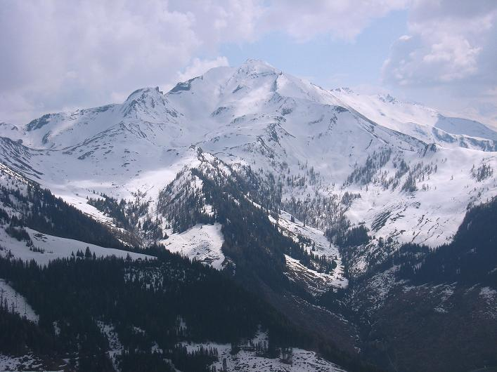 Foto: Andreas Koller / Wander Tour / Über die Karalm auf den Sladinkopf (2305 m) / Kramkogel (2454 m) / 04.05.2009 17:23:13