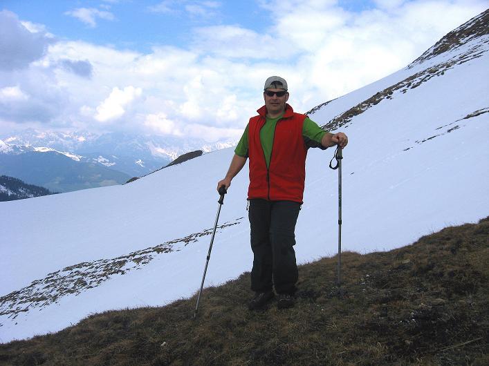 Foto: Andreas Koller / Wander Tour / Über die Karalm auf den Sladinkopf (2305 m) / 04.05.2009 17:22:56
