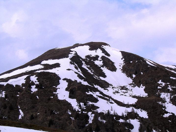 Foto: Andreas Koller / Wander Tour / Über die Dörfler Alm auf den Gstoder (2140m) / 10.05.2009 21:57:24