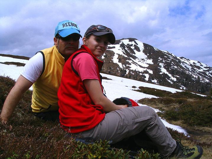 Foto: Andreas Koller / Wander Tour / Über die Dörfler Alm auf den Gstoder (2140m) / 10.05.2009 21:56:57