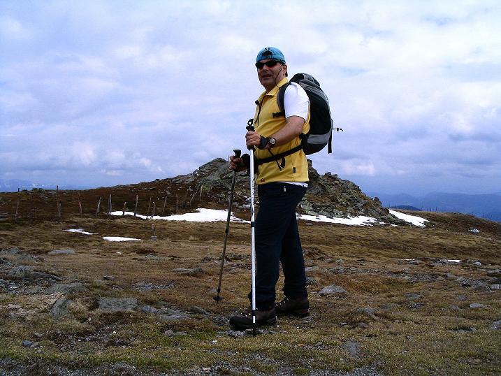 Foto: Andreas Koller / Wander Tour / Über die Dörfler Alm auf den Gstoder (2140m) / 10.05.2009 21:55:34