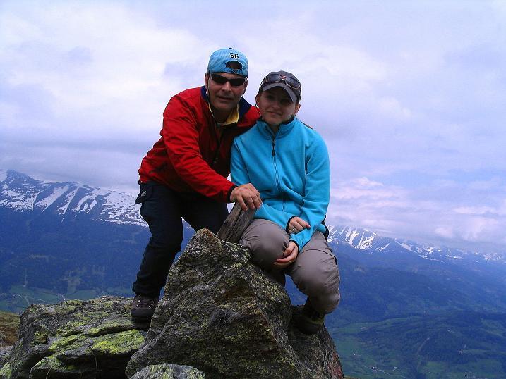 Foto: Andreas Koller / Wander Tour / Über die Dörfler Alm auf den Gstoder (2140m) / 10.05.2009 21:54:57