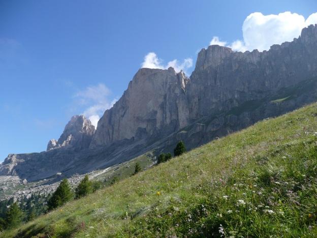 Foto: Manfred Karl / Klettersteig Tour / Via ferrata Masarè auf die Rotwand / Rotwand / 12.05.2009 19:26:25
