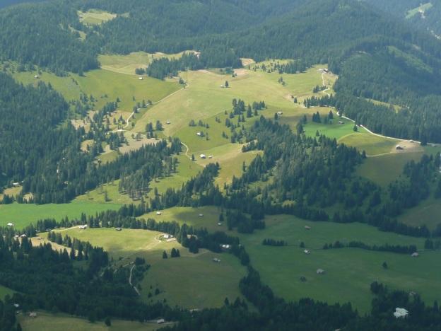 Foto: Manfred Karl / Klettersteig Tour / Via ferrata Masarè auf die Rotwand / 12.05.2009 19:14:22