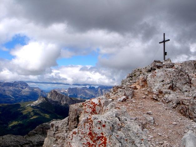 Foto: Manfred Karl / Klettersteig Tour / Via ferrata Averau / 12.05.2009 18:56:51