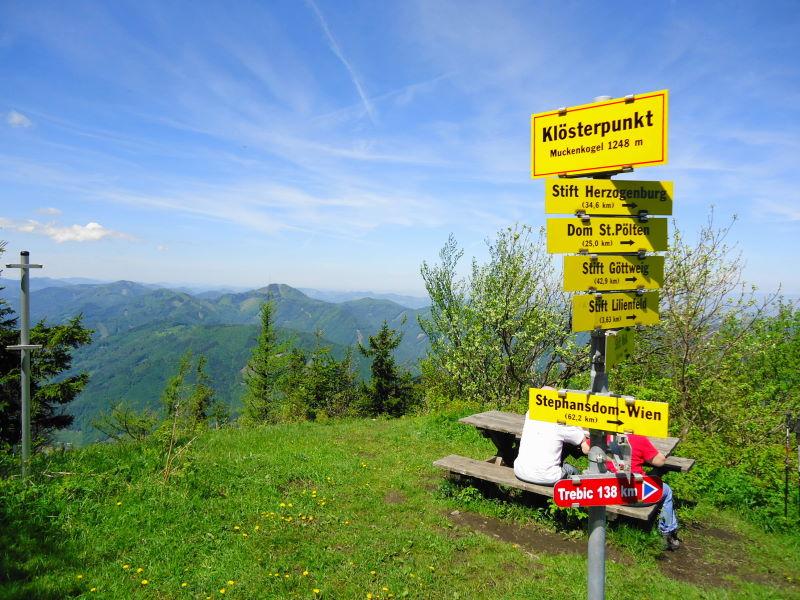 Foto: Günter Siegl / Wander Tour / Muckenkogel (1.248 m) und Hinteralm (1.313 m) / 29.05.2014 08:47:43