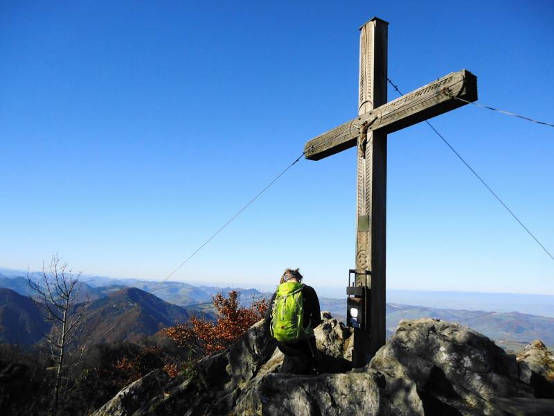 Foto: Günter Siegl / Wander Tour / Hohenstein (1.195 m) / Hohenstein! / 20.11.2015 21:22:06