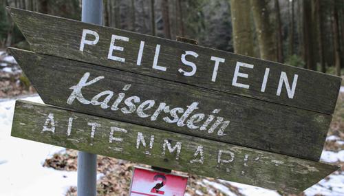 Foto: meinfal1 / Wander Tour / Höhenzug Ostrong und Peilstein (1.061 m) / 22.12.2015 23:51:39