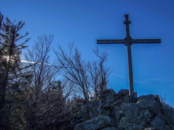 Foto: meinfal1 / Wander Tour / Höhenzug Ostrong und Peilstein (1.061 m) / 22.12.2015 23:50:27