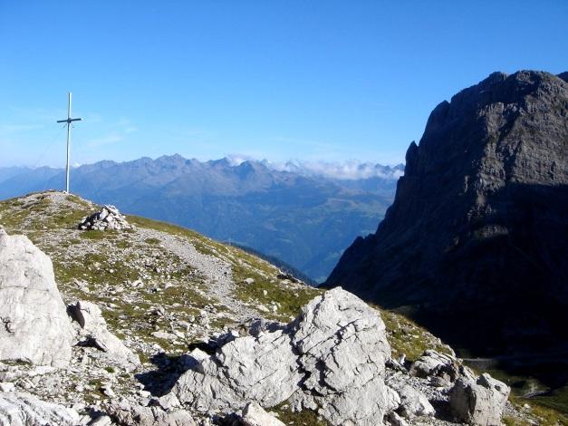 Foto: Manfred Karl / Klettersteig Tour / Seekofel Klettersteig / Saazerkreuz / 14.05.2009 23:16:12