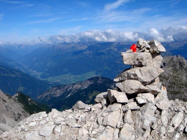 Foto: Manfred Karl / Klettersteig Tour / Seekofel Klettersteig / Seekofel / 14.05.2009 23:02:53