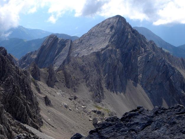 Foto: Manfred Karl / Klettersteig Tour / Seekofel Klettersteig / Grubenspitze / 14.05.2009 22:59:22