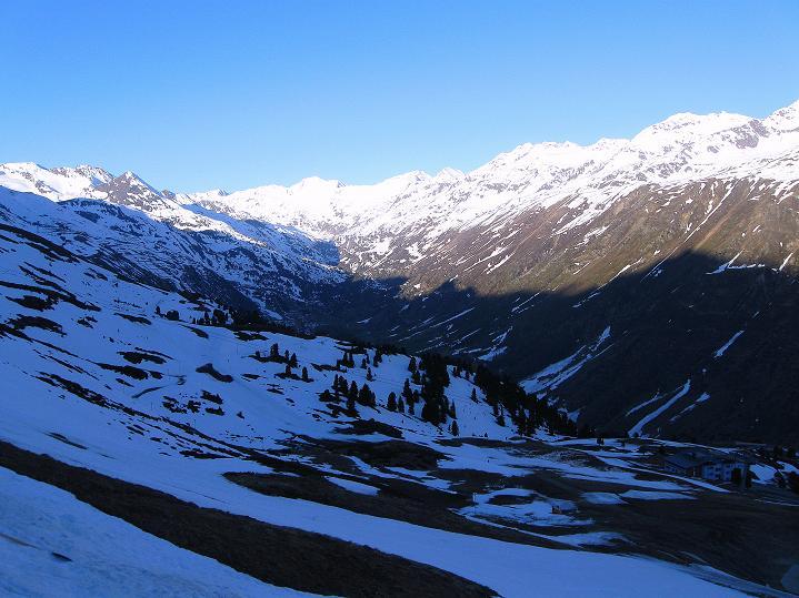 Foto: Andreas Koller / Ski Tour / Rassige Frühjahrstour auf die Schermerspitze (3117 m) / 19.05.2009 02:02:00