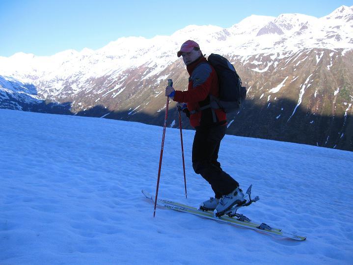 Foto: Andreas Koller / Ski Tour / Rassige Frühjahrstour auf die Schermerspitze (3117 m) / 19.05.2009 02:01:52
