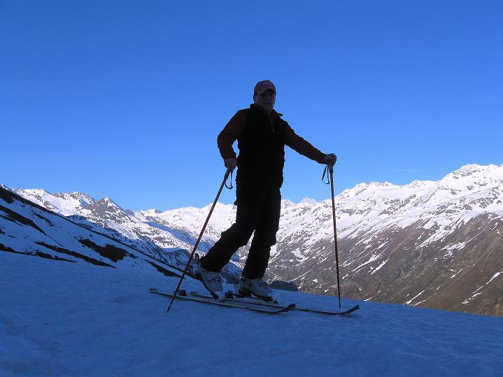 Foto: Andreas Koller / Ski Tour / Rassige Frühjahrstour auf die Schermerspitze (3117 m) / 19.05.2009 02:00:32