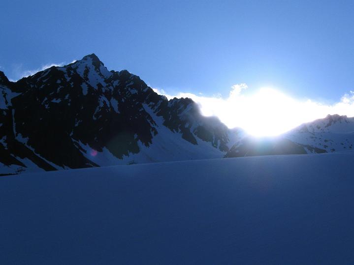 Foto: Andreas Koller / Ski Tour / Rassige Frühjahrstour auf die Schermerspitze (3117 m) / 19.05.2009 01:58:19