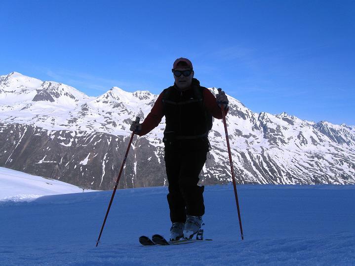 Foto: Andreas Koller / Ski Tour / Rassige Frühjahrstour auf die Schermerspitze (3117 m) / 19.05.2009 01:56:45