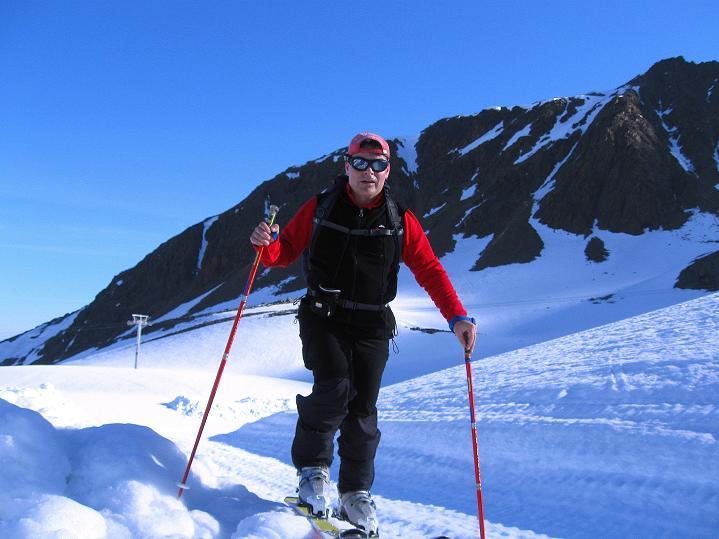 Foto: Andreas Koller / Ski Tour / Rassige Frühjahrstour auf die Schermerspitze (3117 m) / 19.05.2009 01:55:20