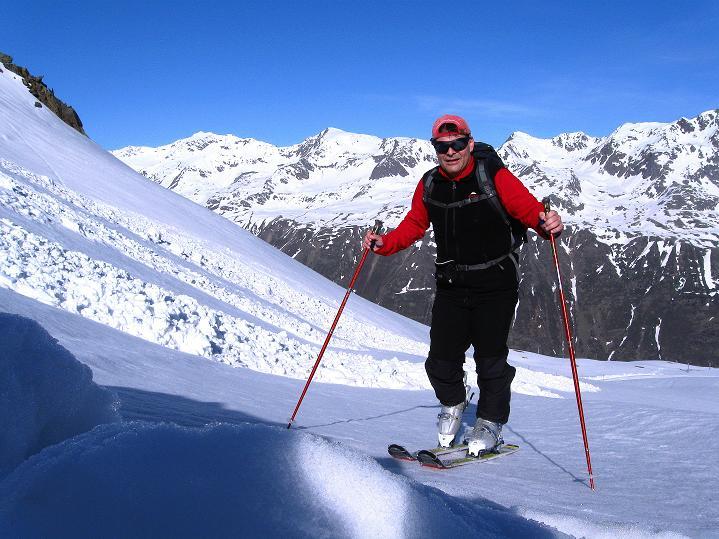 Foto: Andreas Koller / Ski Tour / Rassige Frühjahrstour auf die Schermerspitze (3117 m) / 19.05.2009 01:54:03