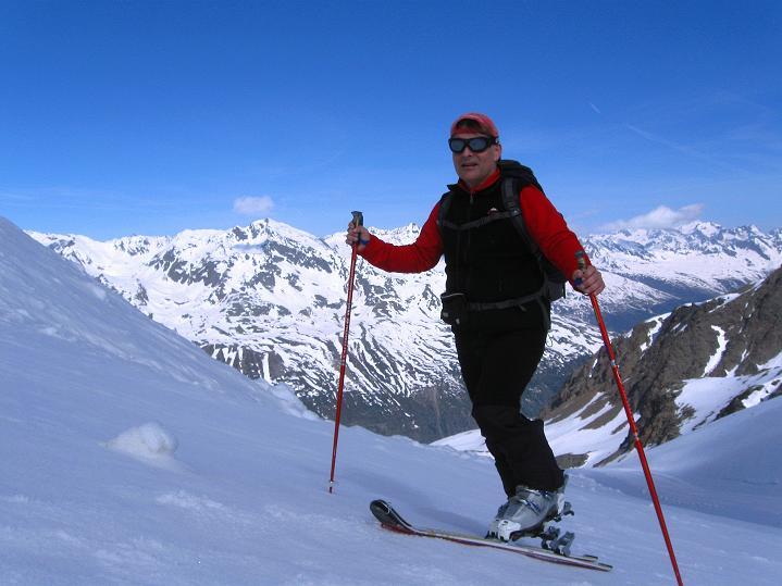 Foto: Andreas Koller / Ski Tour / Rassige Frühjahrstour auf die Schermerspitze (3117 m) / 19.05.2009 01:50:37