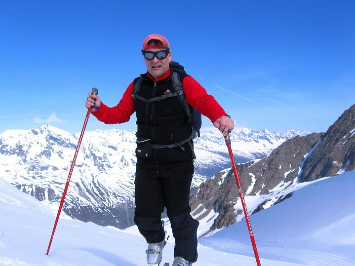 Foto: Andreas Koller / Ski Tour / Rassige Frühjahrstour auf die Schermerspitze (3117 m) / 19.05.2009 01:50:01