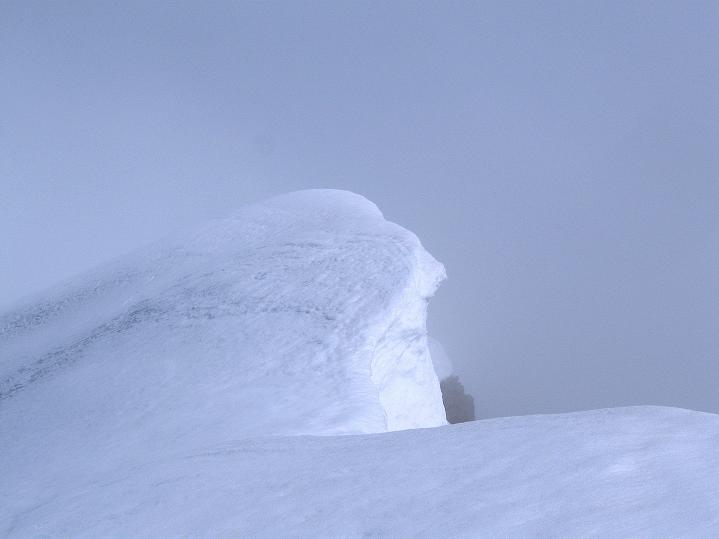 Foto: Andreas Koller / Ski Tour / Rassige Frühjahrstour auf die Schermerspitze (3117 m) / Am verwechteten Schermerspitz-Gipfel / 19.05.2009 01:47:47