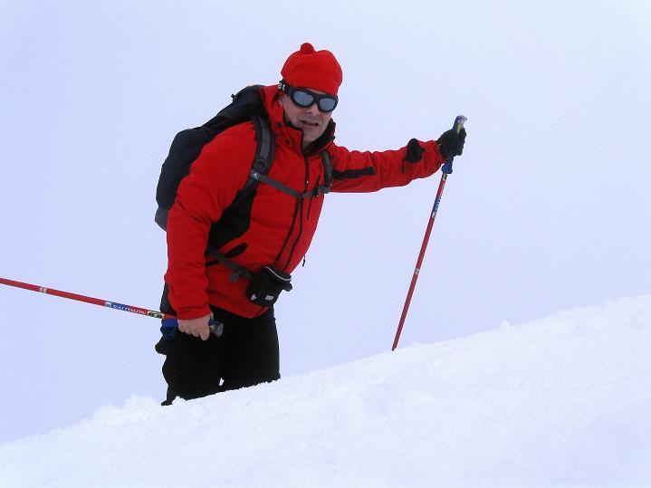 Foto: Andreas Koller / Ski Tour / Rassige Frühjahrstour auf die Schermerspitze (3117 m) / 19.05.2009 01:47:04