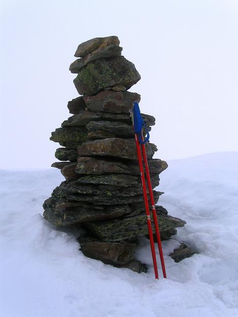 Foto: Andreas Koller / Ski Tour / Rassige Frühjahrstour auf die Schermerspitze (3117 m) / 19.05.2009 01:46:53