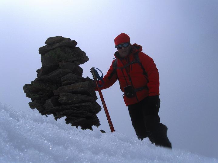 Foto: Andreas Koller / Ski Tour / Rassige Frühjahrstour auf die Schermerspitze (3117 m) / 19.05.2009 01:46:44