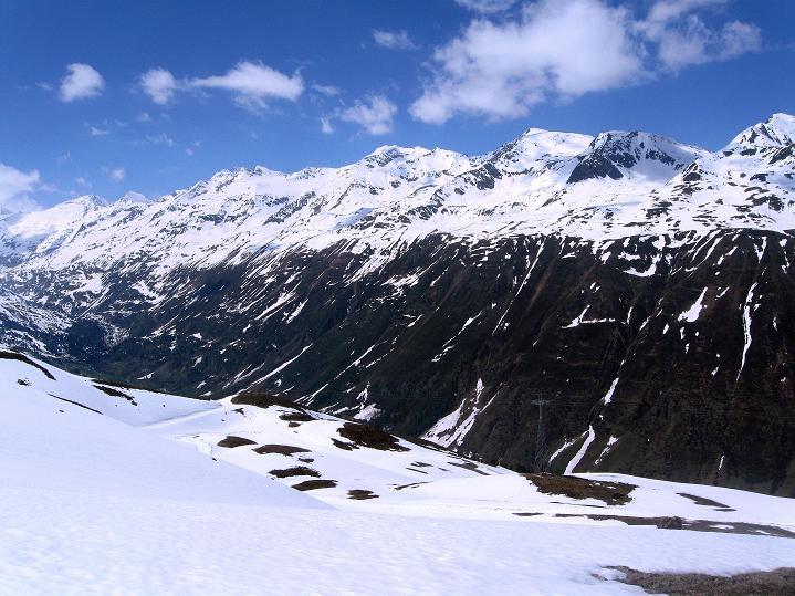Foto: Andreas Koller / Ski Tour / Rassige Frühjahrstour auf die Schermerspitze (3117 m) / 19.05.2009 01:45:27