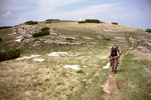 Foto: hofchri / Mountainbike Tour / Monte Altissimo (2079m) – klassisch von Torbole / 25.05.2009 22:22:35